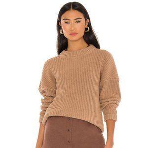 Callahan Boyfriend Shaker Chunky Knit Sweater